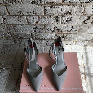 Bandolino women's  shoes light gray